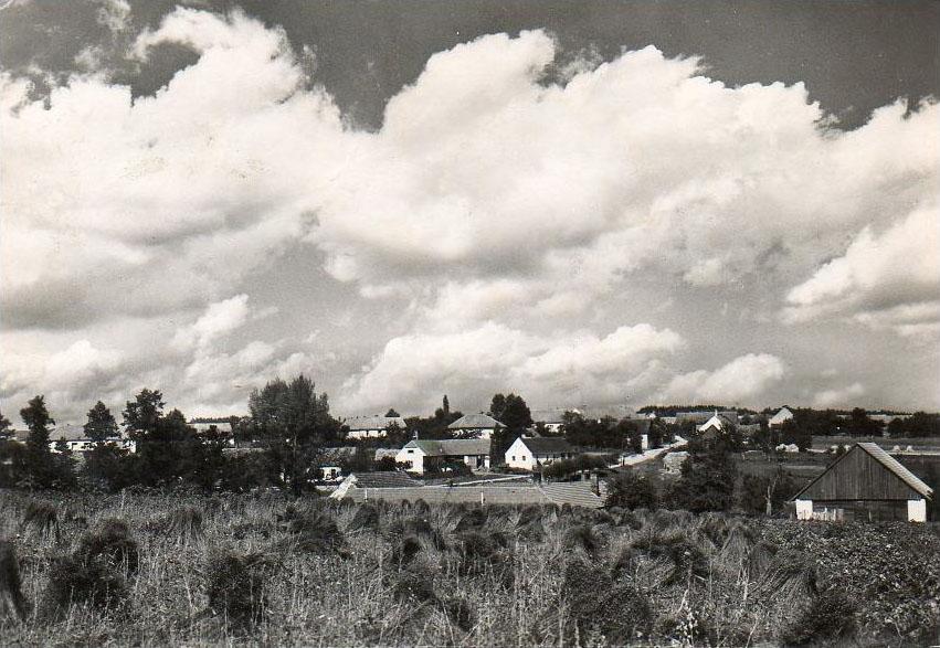 Historické foto Níhova